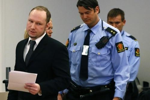 Anders Breivik : le visage de l'horreur