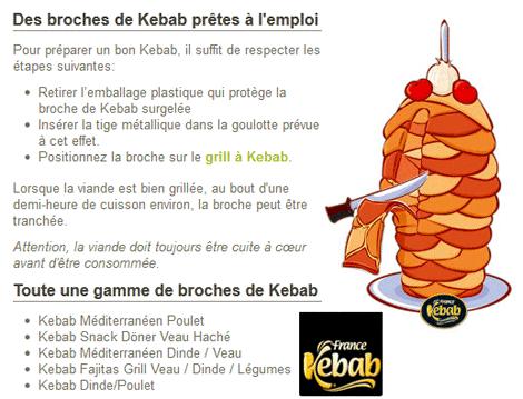 Ha…l'alerte : gyros, doner, kebab, shawarma au porc !
