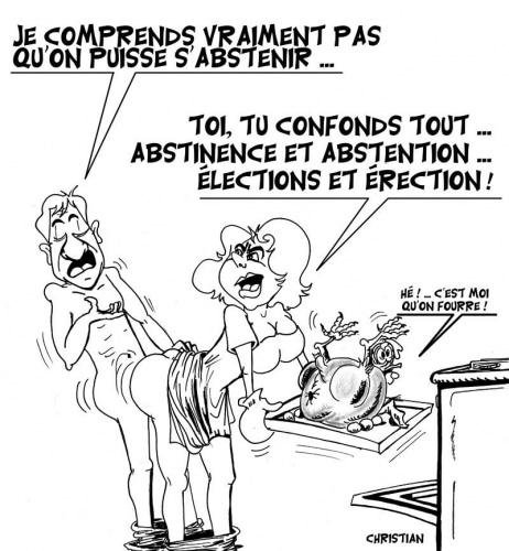 Elections .. NE PAS S'ABSTENIR !!