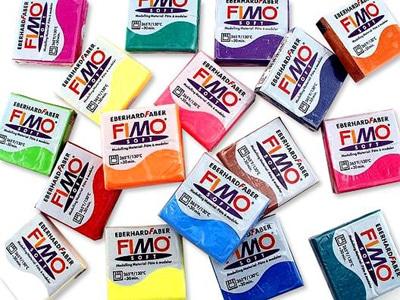 Art créatif : Essayez la FIMO !