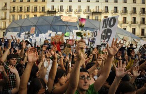 Après La GRECE, l'IRLANDE et le PORTUGAL. Aujourd'hui l'ESPAGNE. Demain la FRANCE