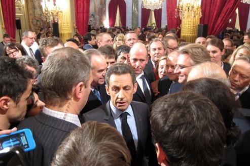 Sarkozy victime des médias ?
