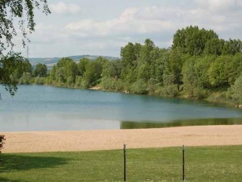 Plan d'eau de Villefranche : un lieu reposant et rafraichissant