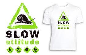 Les Français séduits par la  «slow attitude «.