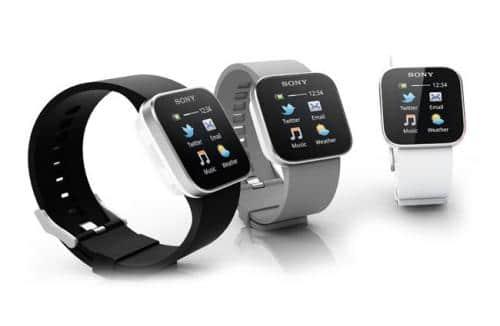 Sony Smart Watch: la nouvelle montre intelligente de Sony