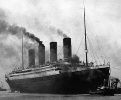 15/04/1912 – 15/04/2012 : Un siècle déjà