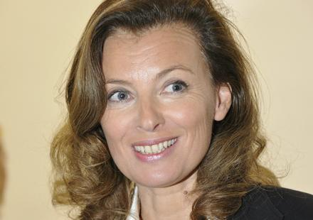 Valérie Trierweiler, future première dame ?