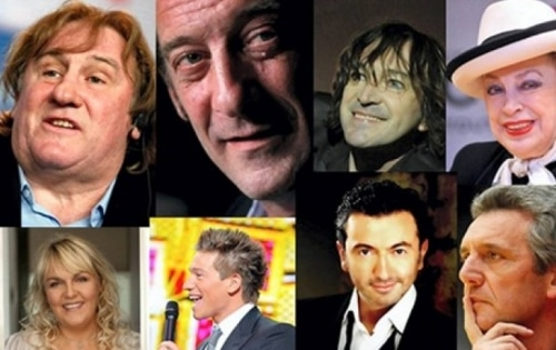 Le vote des people de France…