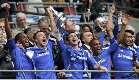 Chelsea remporte la coupe d'Angleterre