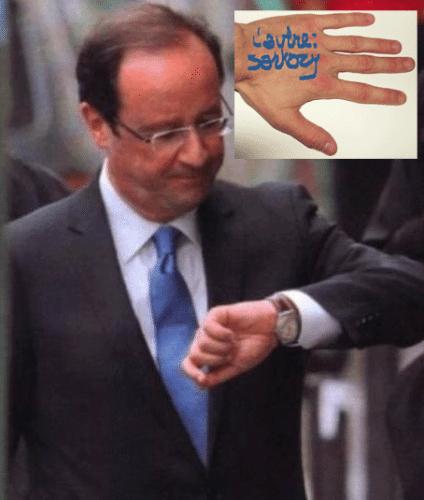 François Hollande, pas si normal