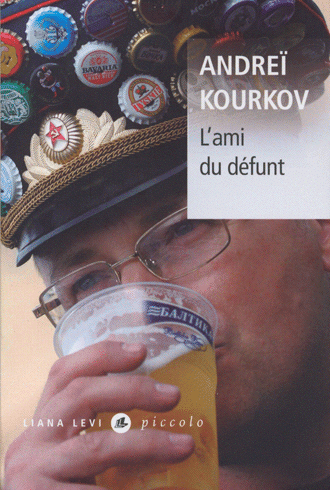 Andreï Kourkov, l'ami du vivant