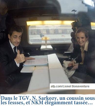 F. Hollande, à pied, à cheval, en train ou en voiture !
