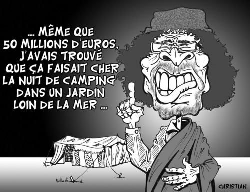 Financement de la campagne électorale de Nicolas Sarkozy en 2007 …