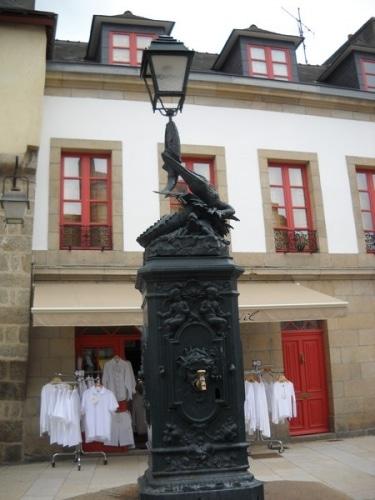 Petite balade dans la Ville Close de Concarneau