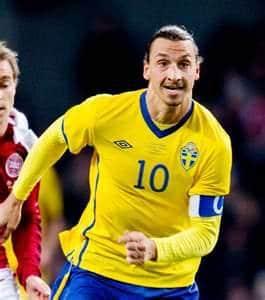 Les adversaires des Bleus à l'Euro: la Suède