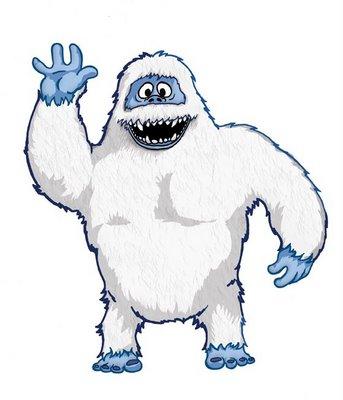 Le pas si abominable homme des neiges