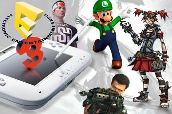 Les dernières nouveautés du salon mondial des jeux vidéo.