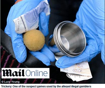 Scotland Yard : Opération bonneteau