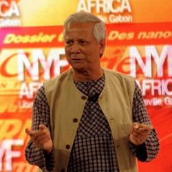 De Niro et Yunus remarqués au New York Forum Africa