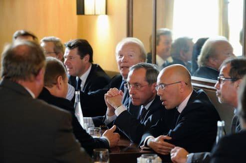 Quid des « amis de Sarkozy » ?