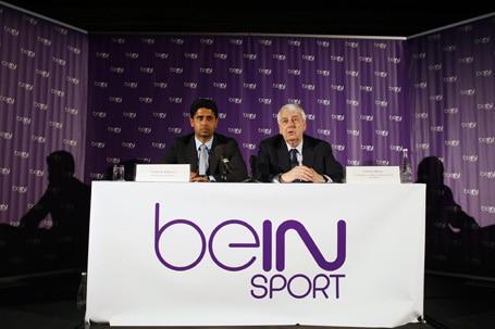 Euro 2012, BeIN s'impose.