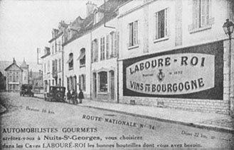 Tricherie en Bourgogne.