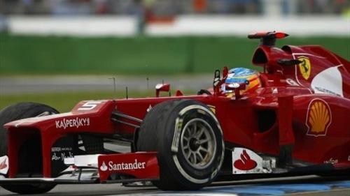 Hockenheim : Alonso Vainqueur