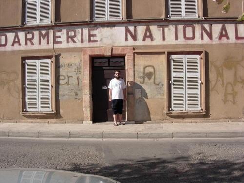 Un musée du cinéma dans l'ancienne gendarmerie de Saint Tropez.
