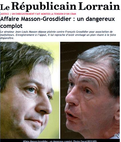 Guerre sénatoriale UMP en Moselle