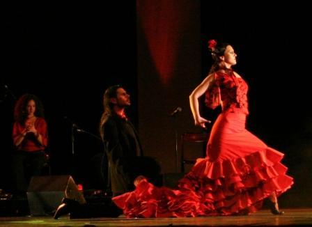 Le flamenco: une danse de caractère