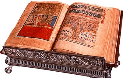 Le Codice Calixtino de Compostelle retrouvé dans un garage