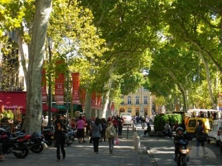 Flâneries à Aix en Provence…
