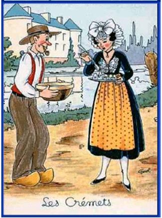 Crémet d'Anjou & crémet nantais : ode aux délices angevins