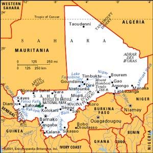 Amnesty International livre les secrets de la situation au Mali
