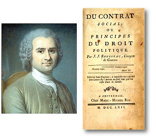 Jean-Jacques Rousseau, penseur actuel.