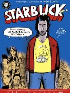 Starbuck, une comédie québécoise rafraîchissante.