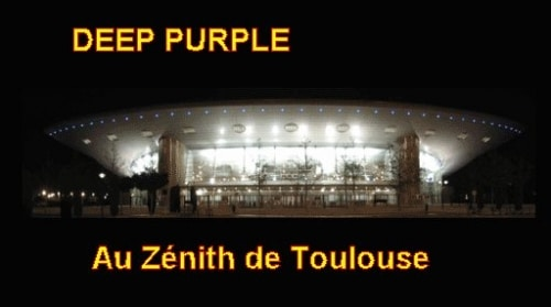 Le Grand Retour d'un groupe mytique – Deep Purple en concert en France