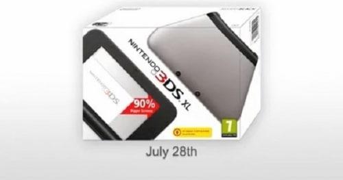 Test de la 3DS XL : Elle a tout d'une grande !