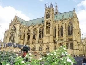 Metz, la ville verte à découvrir