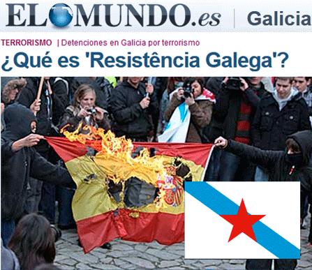 Galice : la résistance indépendantiste se remanifeste