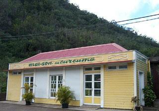 La maison du curcuma à La Réunion !