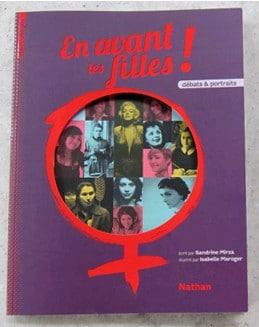 En avant les filles! Le livre.