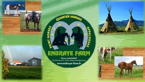 Enbraye Farm, le centre de loisirs équestres.