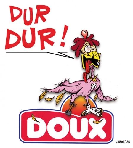 Qu'est-ce-qui se couve … chez DOUX ?