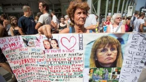 La libération de Michelle Martin fait du bruit