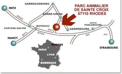 Experiences insolites près de Sarrebourg