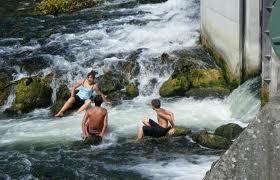 Canoë kayak et passes à poissons sur nos rivières.