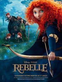 rebelle, la princesse rousse de Pixar