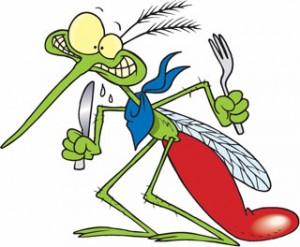 Pourquoi écraser un moustique est-il si difficile?