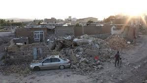 Tremblement de terre meurtrier en Iran